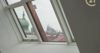 byt 5kk/B,T, 186,7m2, terasa 19,4m2 a balkon 1,8m2, Staré Město/Josefov, Praha 1
