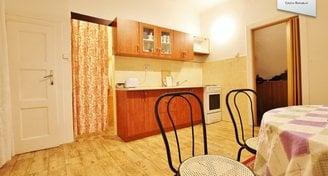 Pronájem pěkného bytu 1+1 v Brně Černovicích