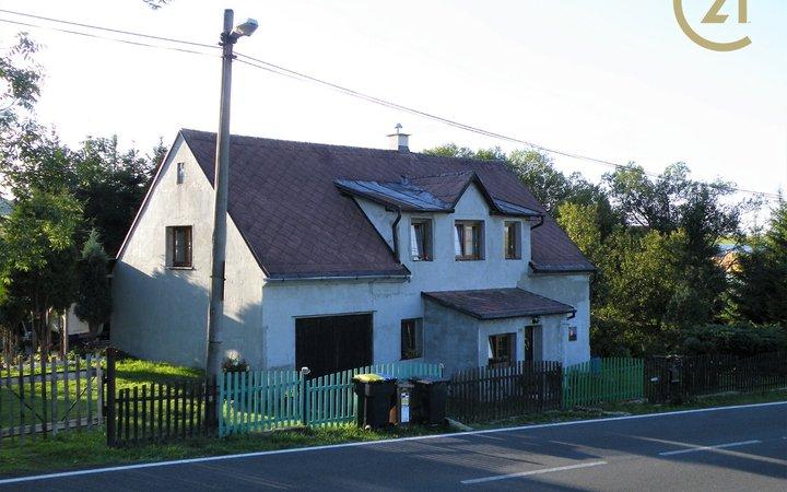 Prodej rodinný dům 183 m2, Fojtovice (Krupka)