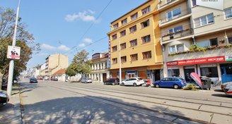 Obchodní prostor 215 m2 ul. Palackého třída 32, Brno
