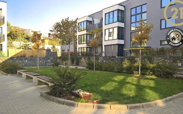 Novostavba bytu 3+kk v klidné lokalitě Brno-Komín