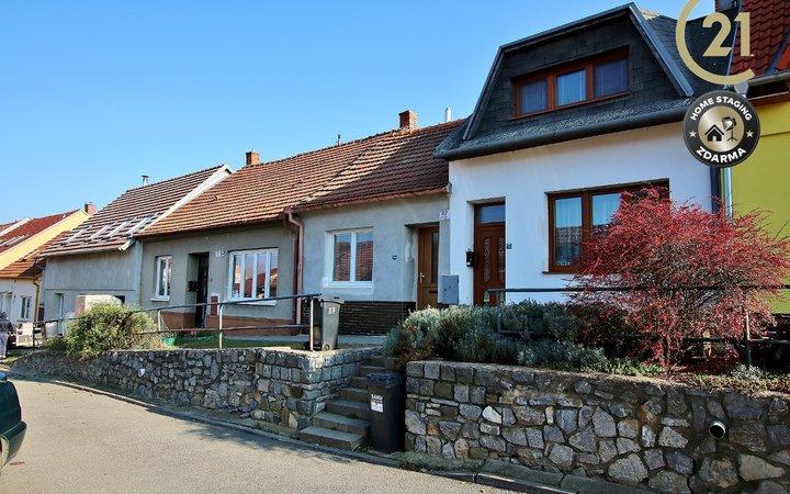 Rodinný dům se zahradou, Brno–Brněnské Ivanovice