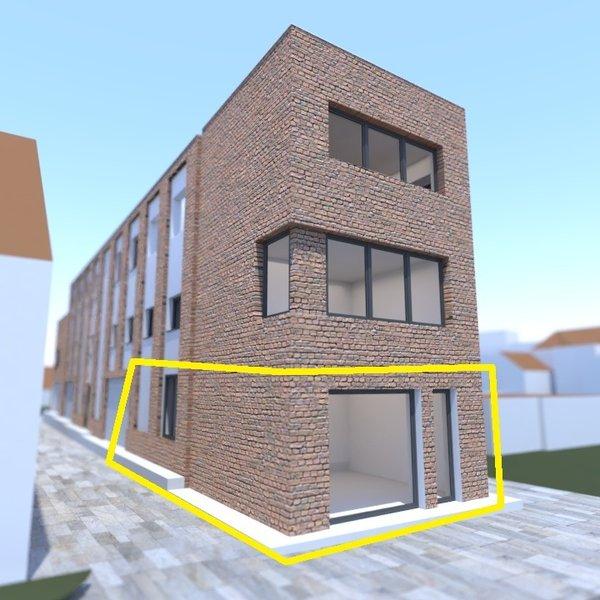 Komerční prostor 61 m2, Znojmo