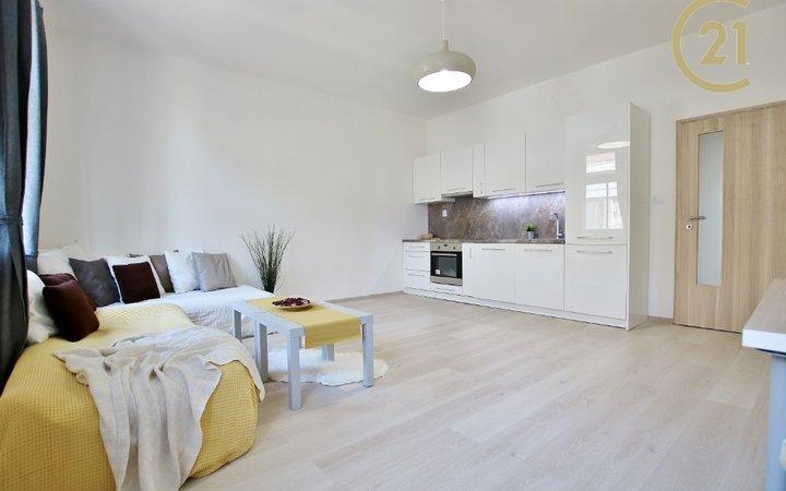 Prodej zrekonstruovaného bytu 3+kk, Brno - střed