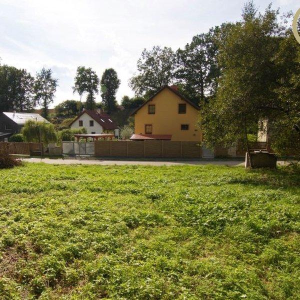 Prodej pozemku 1 247 m2, Hrusice, k výstavbě RD
