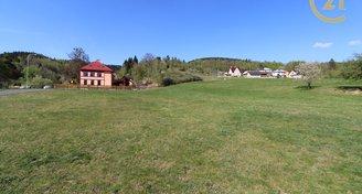 Nabídka parcely k výstavbě RD (1 366 m2) Dolní Bečva