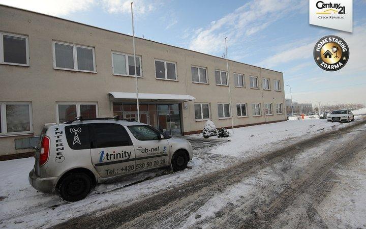 Kancelář 18,1 m2, ulice Olomoucká, Brno