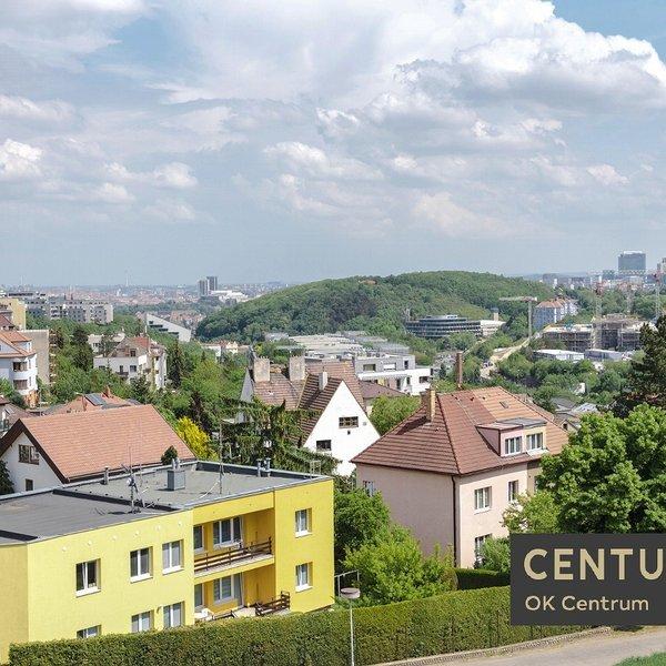 Nový byt 1+KK o výměře 23m2 - Malvazinky, Praha 5