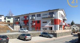 Prostorný komfortní byt 2+kk, 67 m2 v OV, Jilemnice