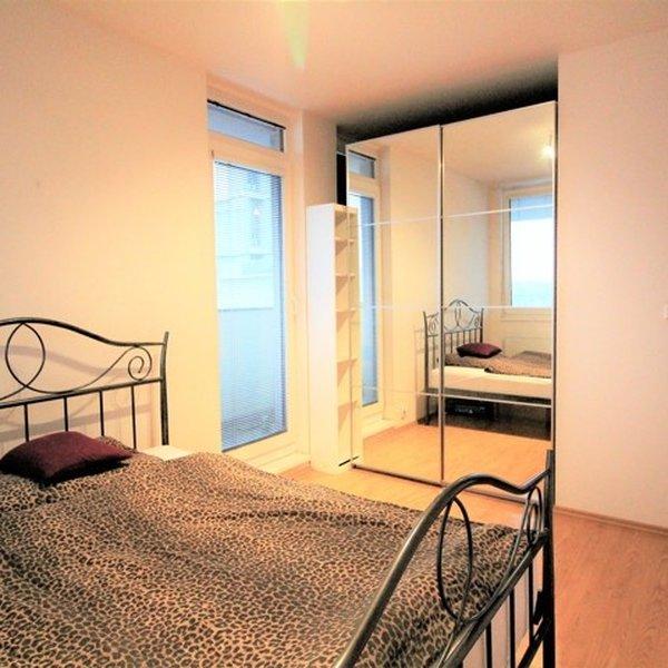 Příjemný světlý byt s velkou terasou