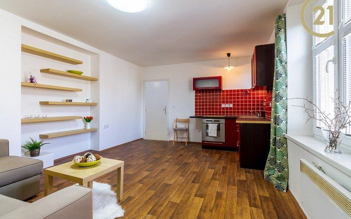 Krásný byt 1+kk, 30 m2, Kladno