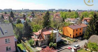 Prodej RD 4+1 se zahradou (781 m2), Praha 4 - Chodov