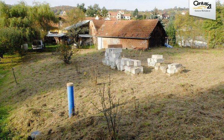 Prodej stavební parcely 1.490 m2, Řícmanice