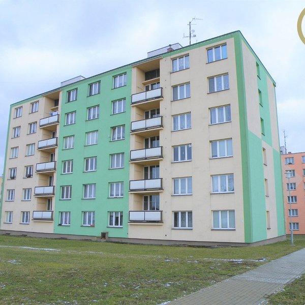 Prodej bytu 3 +1, 63.10 m2, Nové Sedlo