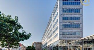 Pronájem kanceláří v budově Praha Zlatý Anděl