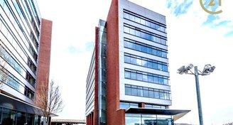 Pronájem kanceláří v business centru Nové Butovice