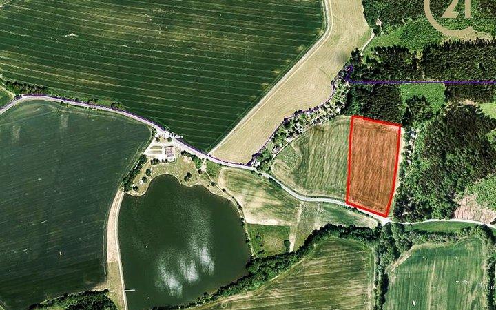 Prodej, orná půda, 28597 m2, Nový Malín