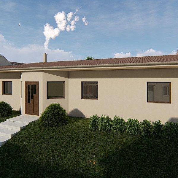 Prodej domu 4+kk v Rousínově-Čechyni