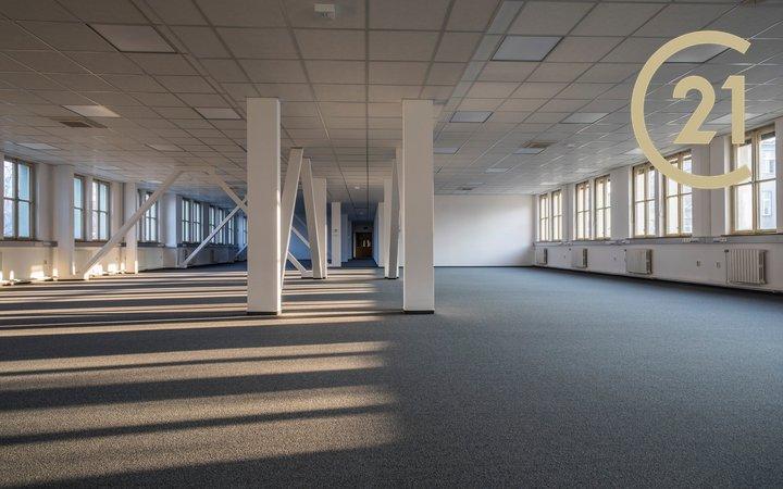 Pronájem, nebytový prostor, 2.470 m2, Ostrava