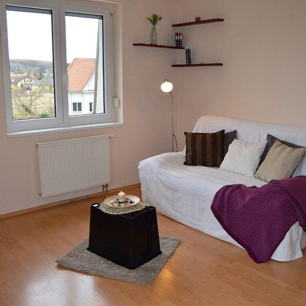 Krásný byt 2+kk v Černošicích