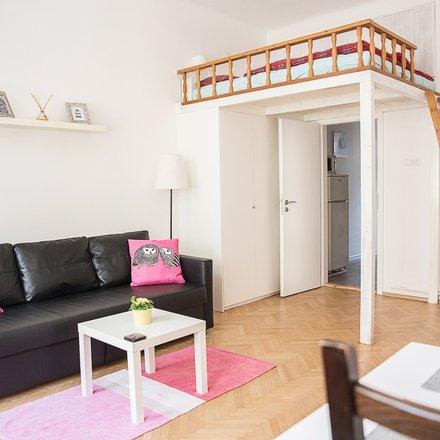 Pronájem bytu 1+1, 42m2, Praha 3 - Žižkov