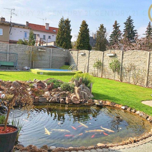 Nádherný rodinný dům 6+1 se zahradou, Kladno Kročehlavy