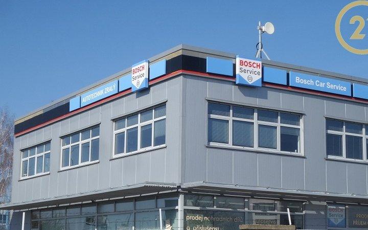 Moderní kanceláře 45 m2 Stodůlky
