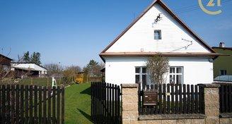 Prodej, rodinný dům, Dlouhá Loučka