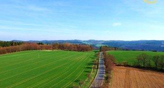 Zemědělská půda 14 899m2  v obci Ondřejov u Prahy