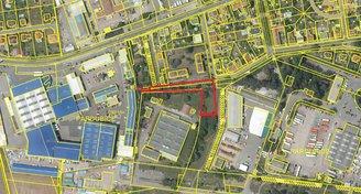 Prodej komerčního pozemku Pardubice - Fáblovka