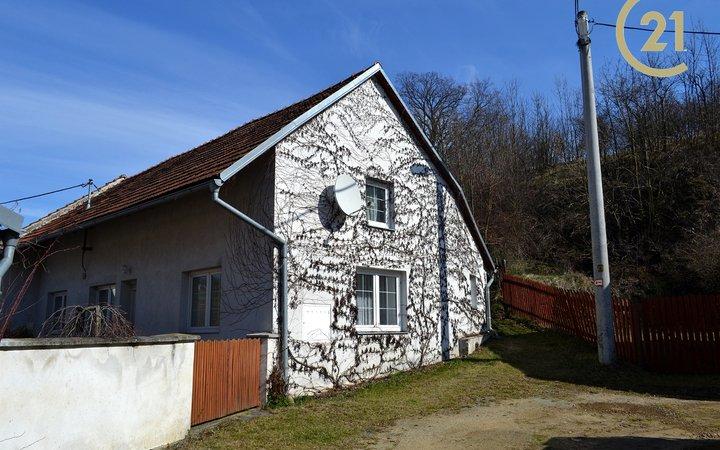 Rodinný dům v blízkosti Prostějova