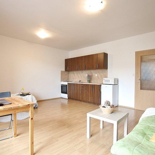 Moderní byt v Králově Poli