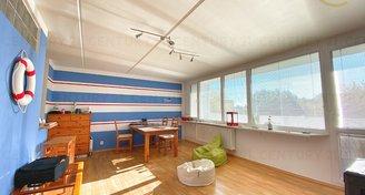 Krásný a prostorný byt 4+1 85m2 v OV ve Slaném