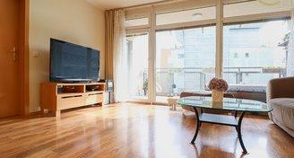 Luxusní 3+kk 72 m2 s lodžií a garáží v centru Liberce