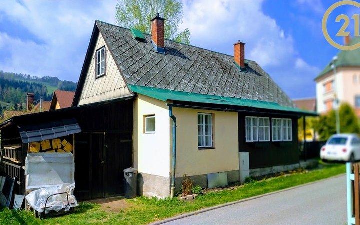 Prodej rodinného domu - Jablonec nad Jizerou