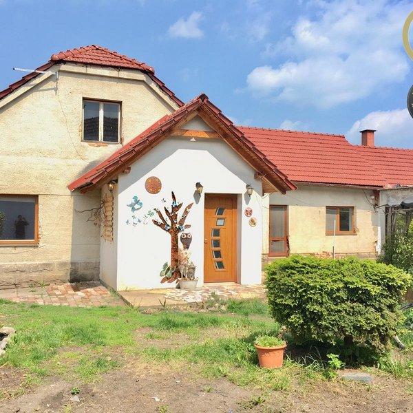 Prodej rodinného domu 4+1 se zahradou