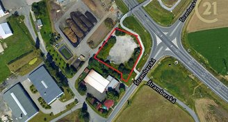 Prodej komerčního pozemku o výměrě 3016 m2, Příbor