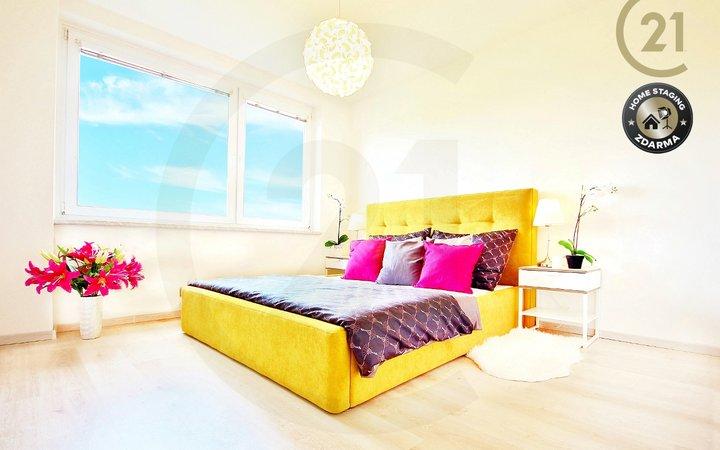 Krásný slunný byt 4+1 REZERVOVÁNO