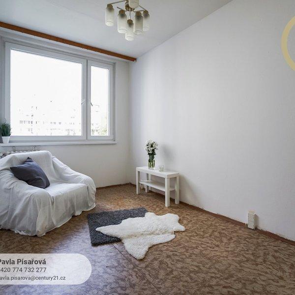 Prostorný byt 3+1, 76m2, lodžie, sklep