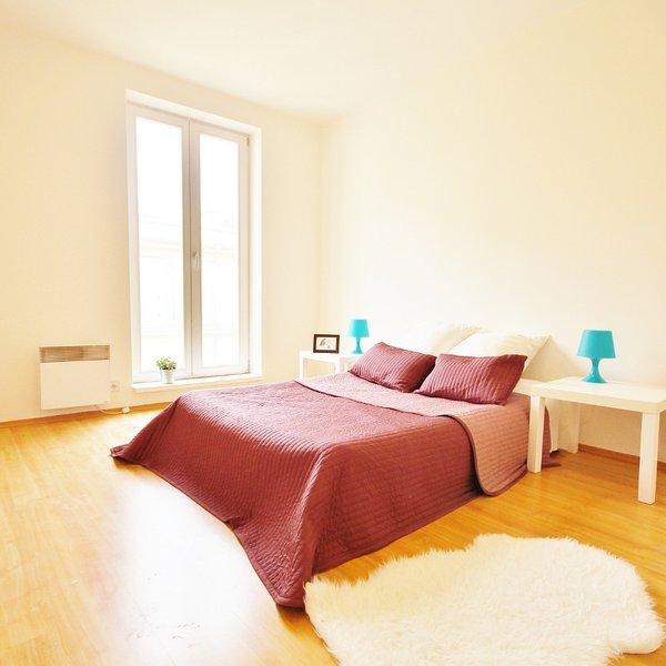 Krásný střešní byt s galerií a terasou 2+kk, 90 m2 na ul. Panská 10
