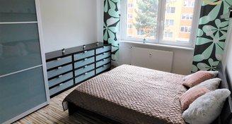 Podnájem bytu 3+1, 73m², Zlatá Hora - Slavkov u Brna
