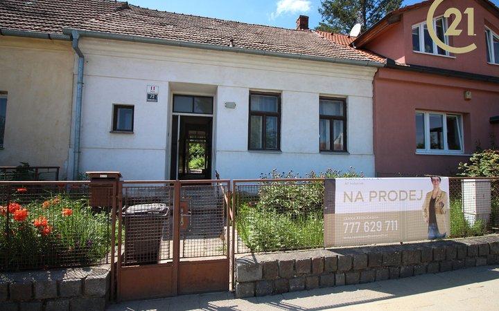 Řadový dům v Ivanovicích