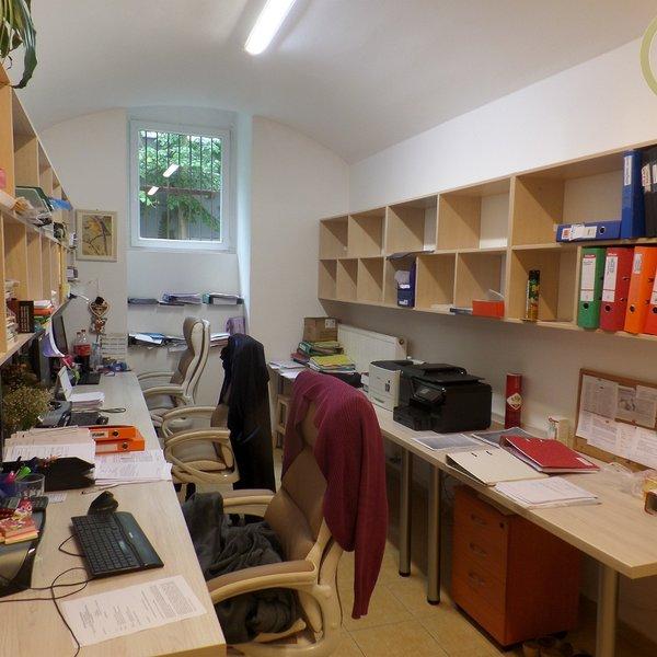Pronájem kanceláří s příslušenstvím v centru Prahy