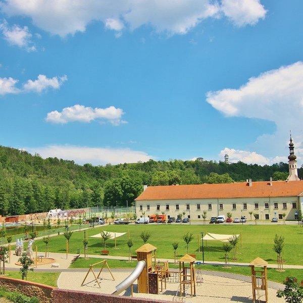 Moderní 2+KK, Oslavany, klidná lokalita