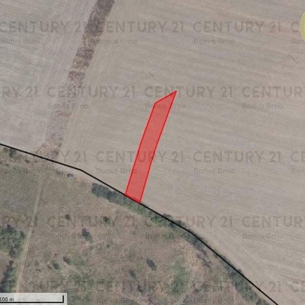 Zemědělské pozemky, Částkov, okr. Uherské Hradiště