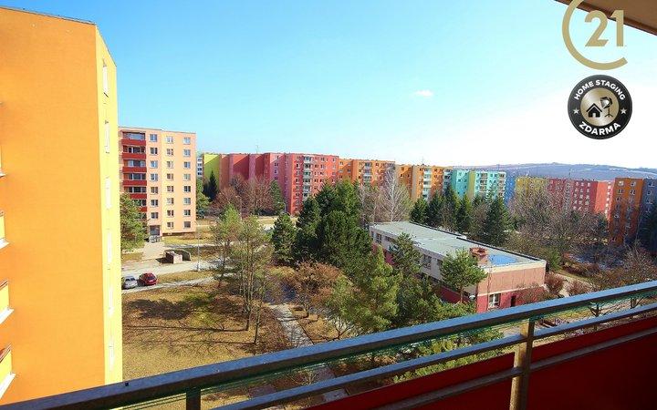 Světlý, moderní 3+1, Brno, Kyjevská