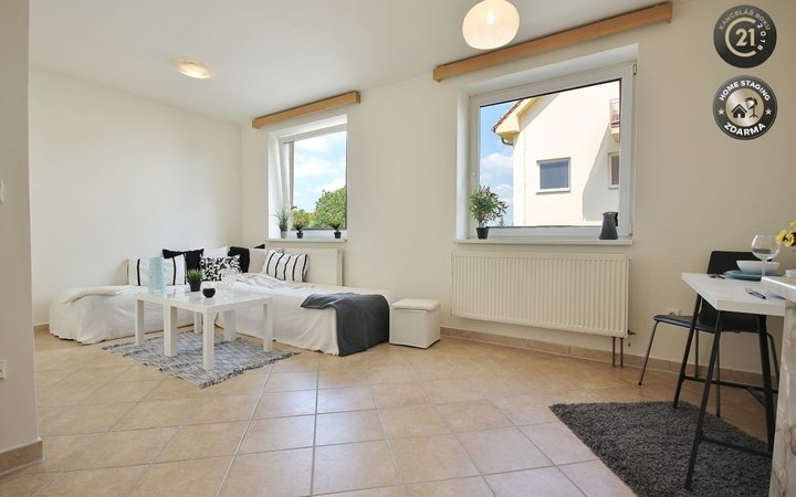 Prodej pěkného bytu 2+KK, Šlapanice