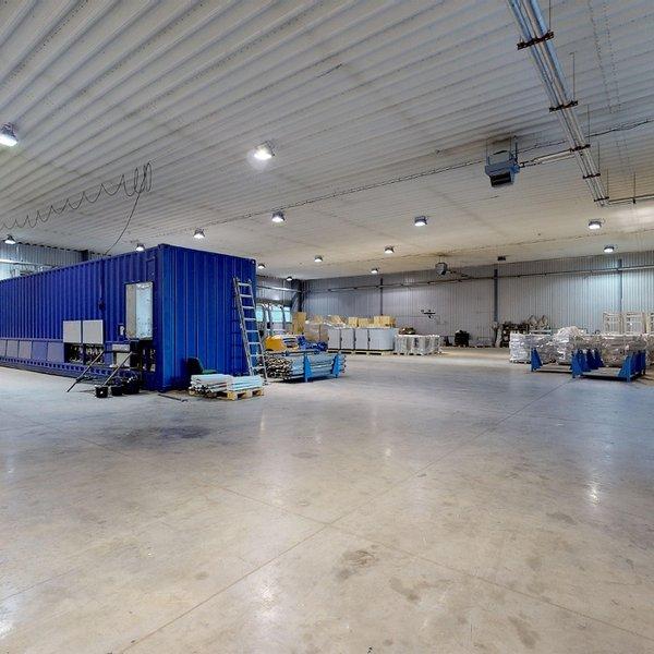 Komerční areál  Albrechtice  21 077 m2