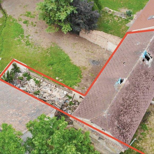 Rodinný dům k rekonstrukci s pozemkem 270m2, Lisovice