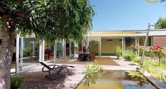 Moderní vila, 5+kk/3G, poz. 996 m2, P5-Hlubočepy